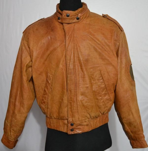 bilermain s flight leather jacket made in canada b