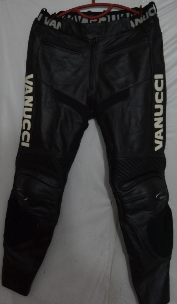 vanucci s motorcycle leather trouser aj 13 2 4 kg