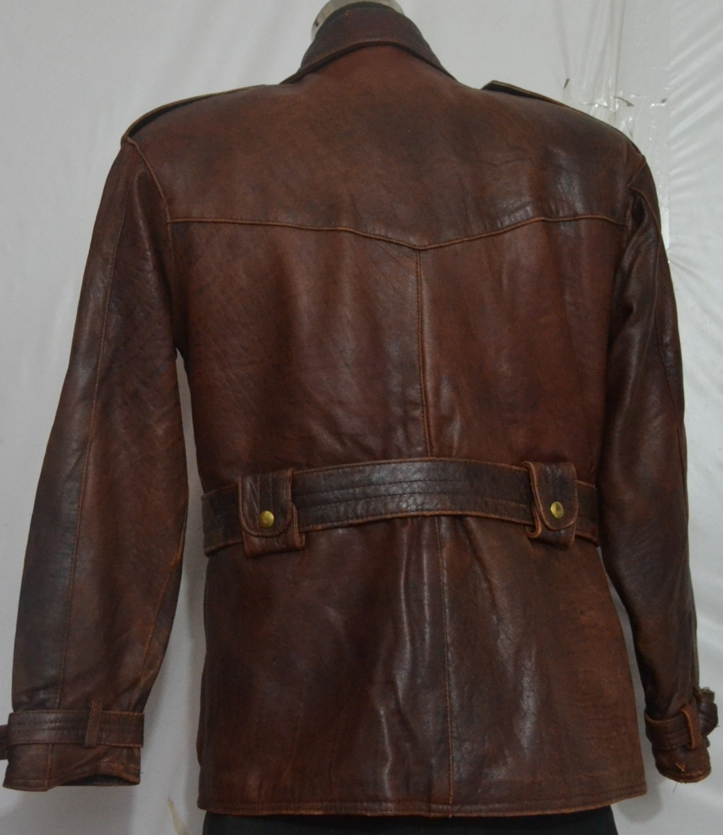 Albert Women S Cruiser Motorcycle Thick Leather Jacket