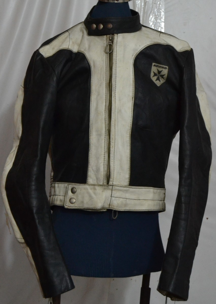 Clothing, Shoes & Accessories Other Men's Clothing Motorcycle Mens Leather Vest By A-1 Size 50