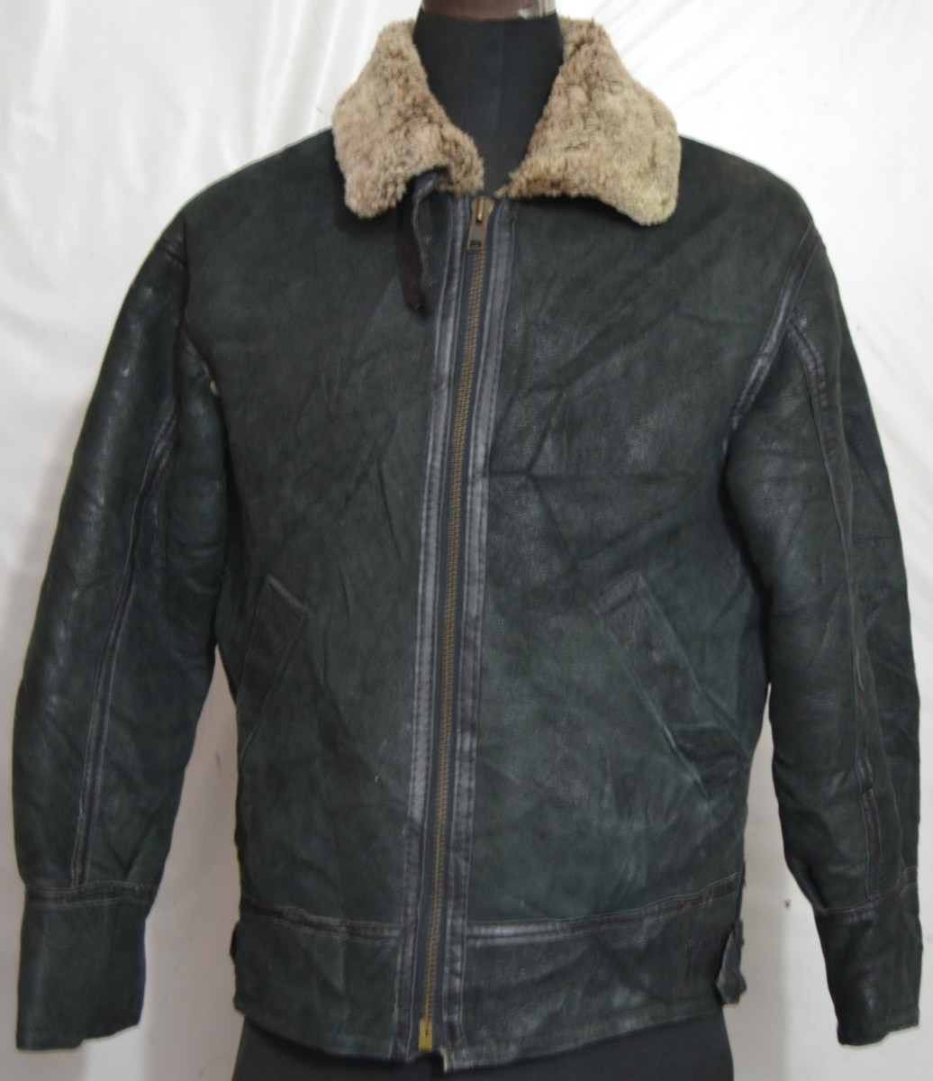different types of mens leather jackets trapper men s type ...
