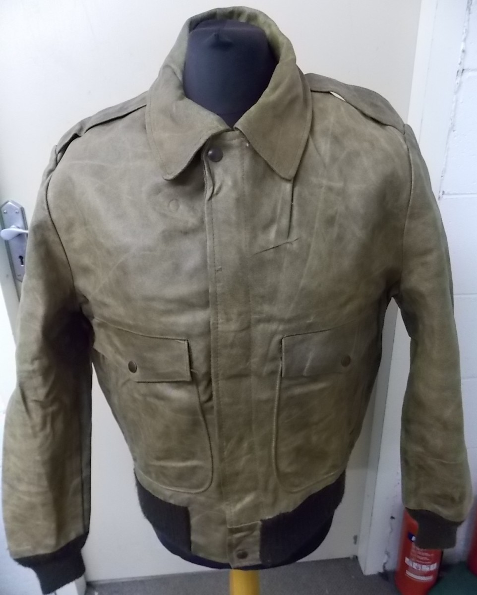 Type of leather jackets