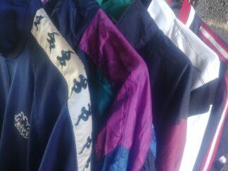 nowe przyloty bliżej na Pierwsze spojrzenie Job Lot x 5 Grade A Branded (Adidas, Champion, Kappa, Lacoste, Fila, Nike)  Track Tops